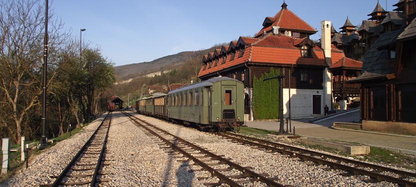 Calea ferată Mokra Gora – ŠarganVitasi
