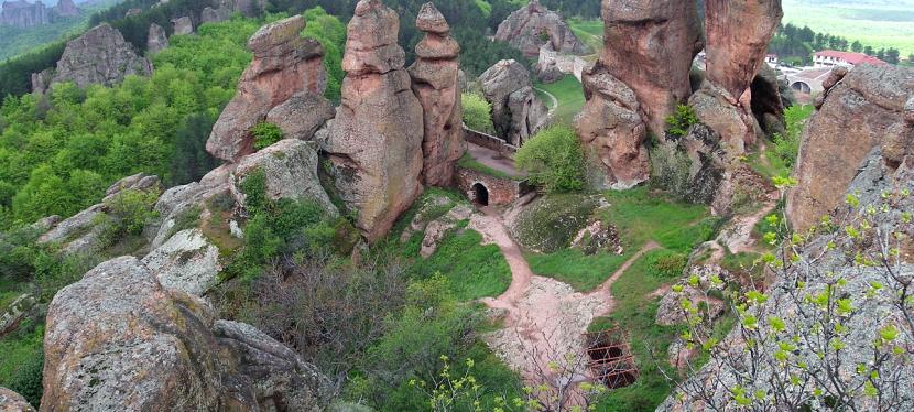 Cetăţile de la Vidin şiBelogradchik