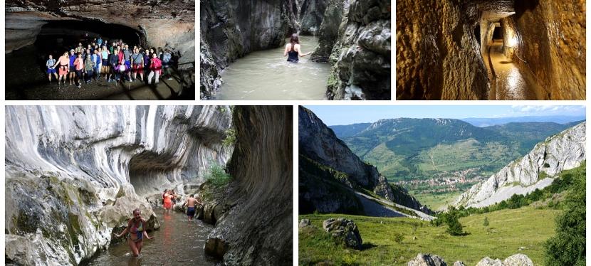 8 zile în Apuseni – Geoagiu Băi. 24-31august