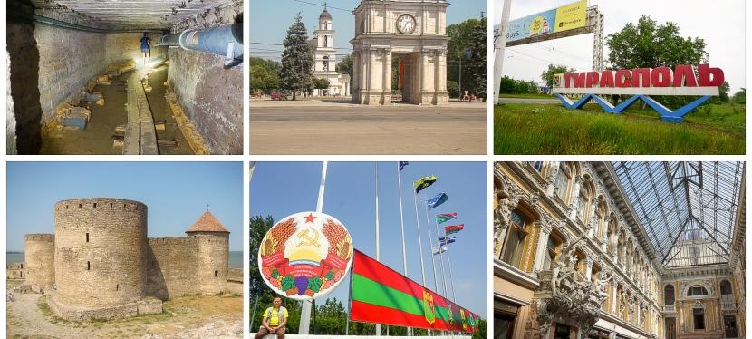 Moldova, Transnistria și Litoralul Ucrainei, 20-26 iulie2019