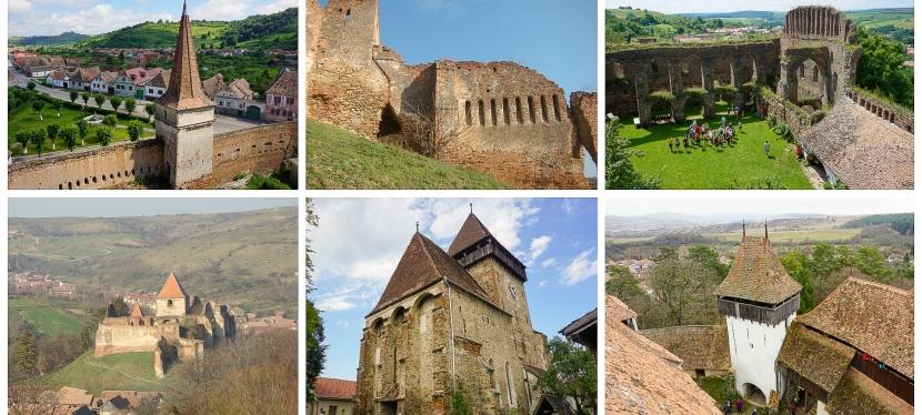 Biertan și fortificațiile sașilor, 13-14 iulie2019