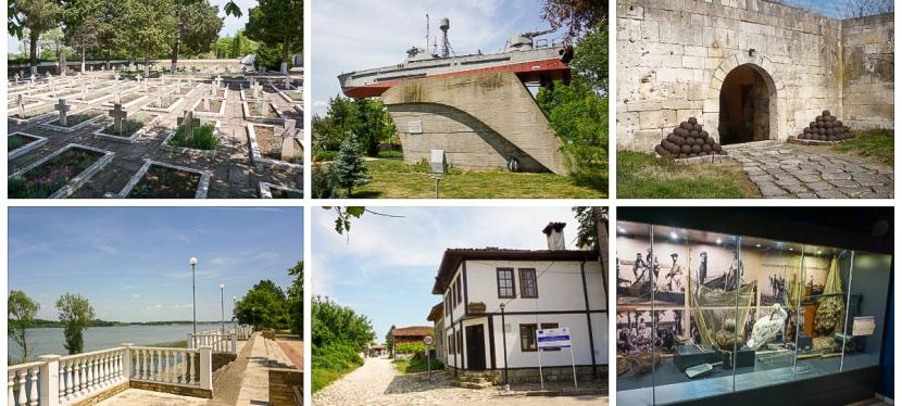 Dunărea la Turtucaia și Silistra, 8 iunie2019