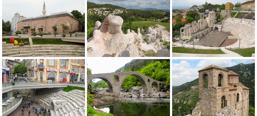 Plovdiv și Munții Rodopi, 9-10-11 august2019