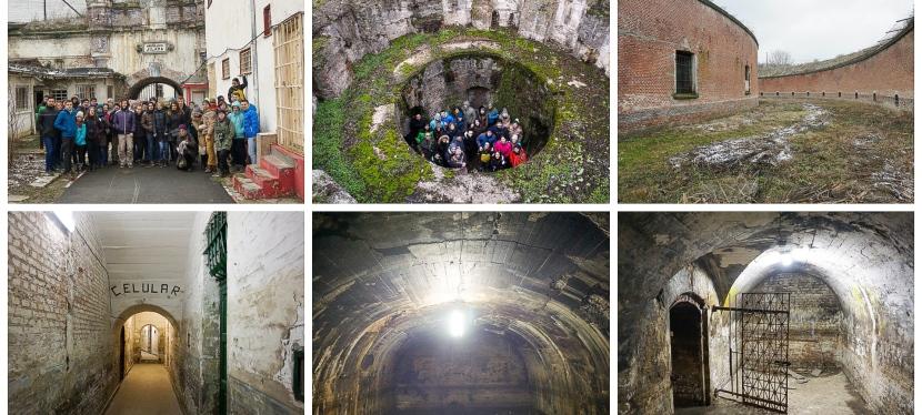 Fortul 13 Jilava pe 1septembrie